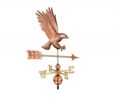 $450.00 - American Bald Eagle With Arrow Weathervane