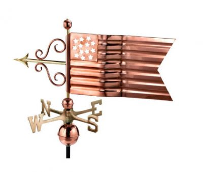 $300 - American Flag Weathervane