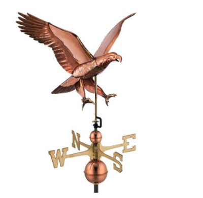 $400 - Attack Eagle Weathervane