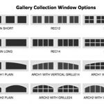 Gallery Collection Window Options