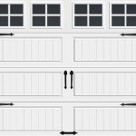 Gallery Long Panel Garage Door