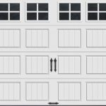 Gallery Short Panel Garage Door