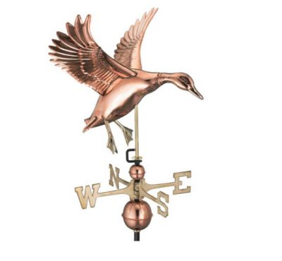 $500.00 - Landing Duck Weathervane