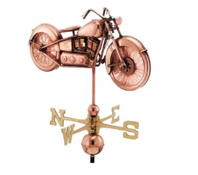$675.00 - Motorcycle Weathervane