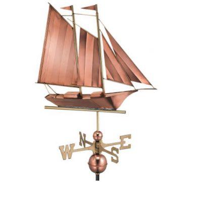 $350 - Schooner Weathervane