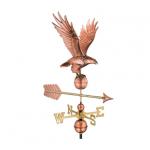 $425.00 - Freedom Eagle With Arrow Weathervane