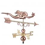 $375.00 - Little Mermaid With Arrow Weathervane