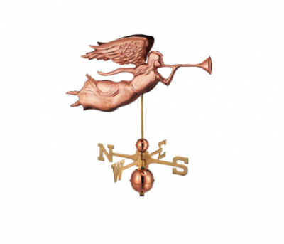 $450.00 - Angel Weathervane