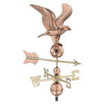 $450.00 - American Eagle With Arrow Weathervane
