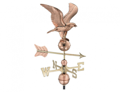 $350.00 - American Eagle With Arrow Weathervane