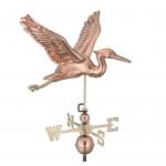 $475.00 - Blue Heron Weathervane