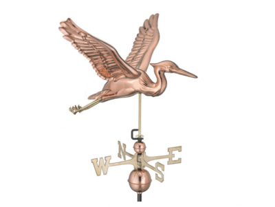 $475.00 - Blue Heron Weathervane
