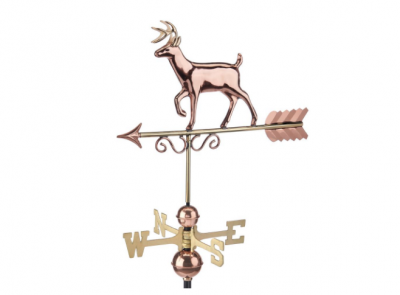 $350.00 - Proud Buck Weathervane