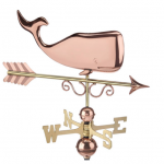 $450.00 - Save The Whales With Arrow Weathervane