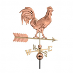 $475.00 - Smithsonian Rooster With Arrow Weathervane