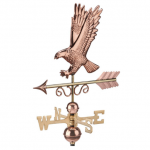 $450.00 - Majestic Eagle Weathervane
