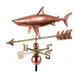 $625.00 - Shark With Arrow Weathervane