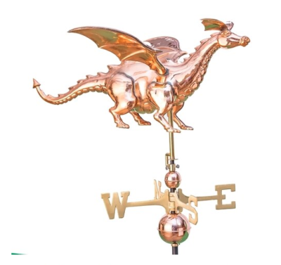 $775.00 - Dragon Weathervane