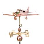 $600.00 - Low Wing Plane Weathervane