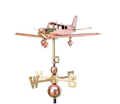 $600.00 - Low Wing Plane Weathervane