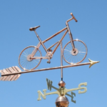 $575.00 - Mountain Bike With Arrow Weathervane