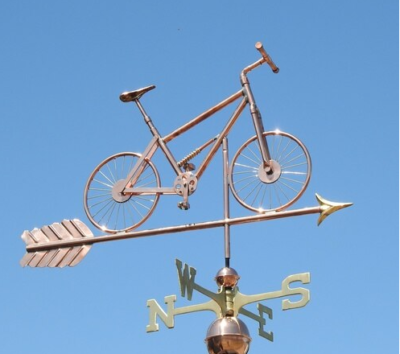 $575.00 - Mountain Bike With Arrow Weathervane