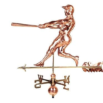 $575.00 - Batter With Arrow Weathervane