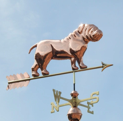 $725.00 - Bulldog Weathervane