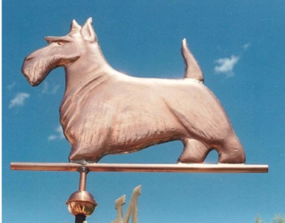 $600.00 - Scotty Weathervane