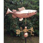 $750.00 - Salmon Weathervane