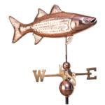 $600.00 - Striped Bass Weathervane