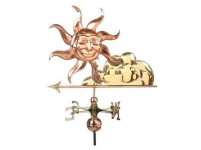 $500.00 - Sun With Arrow Weathervane