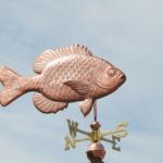 $800.00 - Sunfish Weathervane