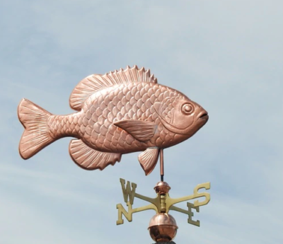 $800.00 - Sunfish Weathervane