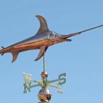 $525.00 - Swordfish Weathervane