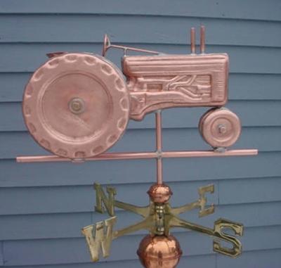 $750.00 - Tractor Weathervane
