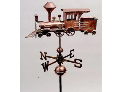 $600.00 - Train Weathervane