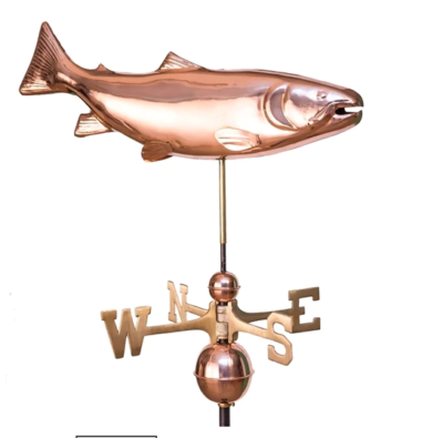 $750.00 - Trout Weathervane