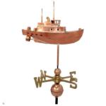 $800.00 - Tugboat Weathervane