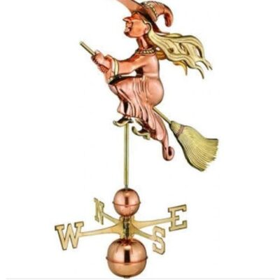 $850.00 - Witch Weathervane