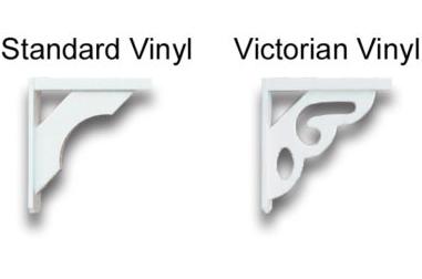 Wood & Vinyl Braces
