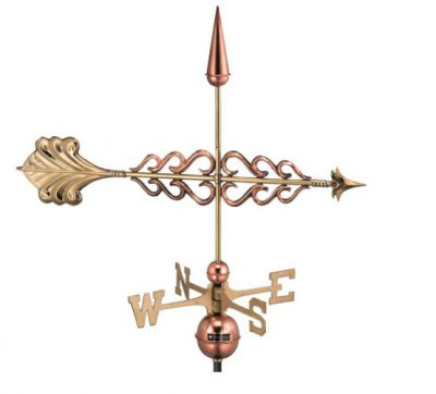 $350 - Smithsonian Arrow Weathervane