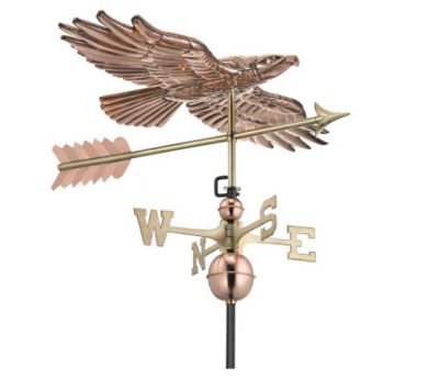 $500 - Soaring Hawk Weathervane