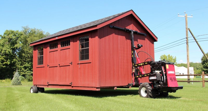instock-red-shed